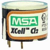 MSA 10106728 Xcell Replacement Cl2 Chlorine Sensor for Altair 5X Gas Monitor