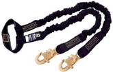 3M™ DBI-SALA® ShockWave™2 Arc Flash Lanyard, Web Loop, 100% Tie-Off Shock Absorbing Lanyard, Mfg# 1244631
