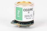 Industrial Scientific 17155304-U Ventis PRO 5 Infrared Carbon Dioxide / Hydrocarbon (CO2/HC) Sensor, 4 Series