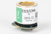 Industrial Scientific 17155304-V Ventis PRO 5 Infrared Carbon Dioxide / Methane (CO2/CH4) Sensor, 4 Series
