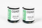 Industrial Scientific 17156919 Ventis PRO 5 Carbon Monoxide / Hydrogen Sulfide (COSH) Sensors, Dual Sense Pack, 6 Series