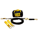 3M DBI Sala Sayfline 7600596 60 ft. Synthetic Horizontal Lifeline System, Tensioner, Tie Off Adapters, Carry Bag
