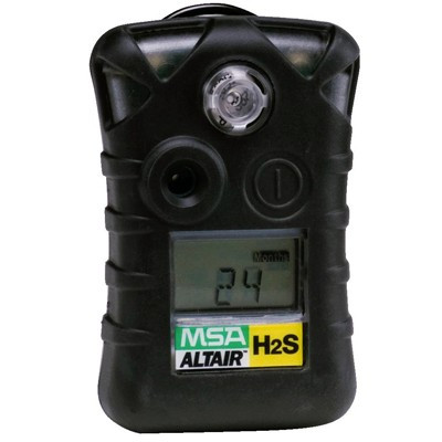 MSA Alrair H2S Single Gas Monitor, 10092521