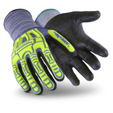 HexArmor 2095 Rig Lizard Thin Lizzie Glove, ANSI Cut Level A6 & Impact Resistant, Touchscreen Capabilities