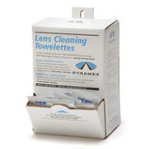 Pyramex Safety Lens Cleaning Tissues, 100 each/box,  Individually Packaged, Mfg#  LCT100