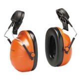 3M™ Peltor™ Hi-Viz Cap-Mount Earmuff, NRR 23dB, Mfg# H31P3E