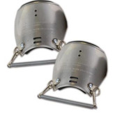 Ellwood Safety Aluminum Alloy Metatarsal Guard with Spring Fastener | Mfg# 801