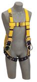 DBI Sala Delta™ Construction Style Positioning Harness - Loops for Belt   Mfg# 1102025