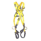 3M DBI-SALA® 1103270 Delta Cross-Over Harness, Front/Back and Side D-Ring, Universal Size