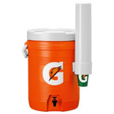 Gatorade 5 Gallon Cooler with Cup Dispenser and Fast Flow Spigot, Mfg# 49201