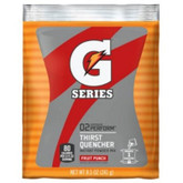 Gatorade® Fruit Punch 1 Gallon Instant Powder Mix Energy Drink, 1 case (40 pk/cs) | Mfg# 03808
