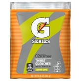 Gatorade® Lemon Lime 1 Gallon Instant Powder Mix Energy Drink, 1 Case (40 pk/cs) | Mfg# 03956
