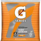 Gatorade® Orange 2.5 Gallon Instant Powder Mix Energy Drink | Mfg# 03970