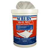ITW Dymon Germicidal Do-It-All Scrubs In-A-Bucket | Mfg# 98028