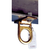 MSA D-Plate Anchorage Connector, Zinc Plated Steel | Mfg# 506632