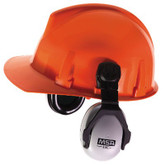 MSA EXC Cap Mount Earmuffs for Hard Hats, NRR 24  | Mfg# 10061230