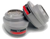 MSA GMA-P100 Advantage® Respirator Cartridges, Organic Vapor P100 | Mfg# 815362