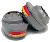 MSA GMC-P100 Advantage Respirator Cartridge, OV/AG/P100   Mfg# 815364