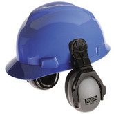 MSA HPE High Performance Earmuff for Hard Hats, NRR 27dB | Mfg# 10061272