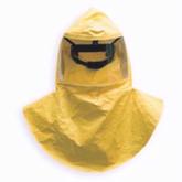 MSA OptimAir TL Tychem QC Hoods with Suspension, 4-pack | Mfg# 10083330
