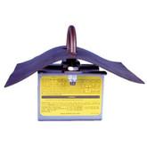 MSA Permanent Roof Anchor, 2 x 4,   Mfg# 10016468