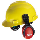 MSA XLS Cap Mounted Earmuff for Hard Hats, NRR 23 | Mfg# 10061535