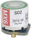 Industrial Scientific 17124975-5 MX6 SO2 Sulfur Dioxide Replacement Sensor