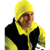 Occunomix Insulated Beanie, Hi-Visibility Yellow, Thinsulate Insulation, Mfg# 1091