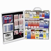 Pac-Kit Safety 100 Person First Aid Station, Three Shelf Station, Mfg# 6155