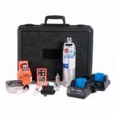 Industrial Scientific VKVSP4-L1111 Ventis MX4 Confined Space Kit with Slide-on Pump,  Safety Orange, Hazmat