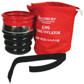 Salisbury® G99 Portable Glove Inflator Complete Kit