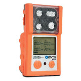 Ventis MX4 Multi-Gas Monitor, O2,CO,H2S,LEL, Diffusion, Extended Range Battery, Orange Color,  Industrial Scientific VTS-K1232101111