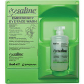 Sperian Fendall Eyesaline® Wall Station with 16 oz Eyewash Bottle  | Mfg# 32-000460-0000