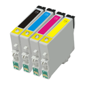 Epson T124220 Compatible Ink - Cyan # 124