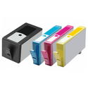 HP CN054AN Compatible Ink - Cyan # 933 XL