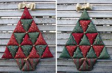 Christmas Tree Of Triangles