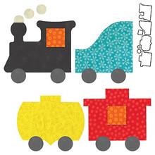 55367 - AccuQuilt - Train