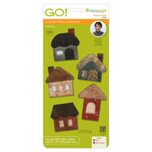 55387 - AccuQuilt - Small Houses
