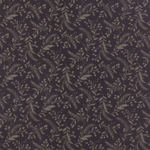 Berries & Pine - 10053 - Midnight 1/2 Metre Length