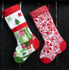 Jingles Stockings Kitset