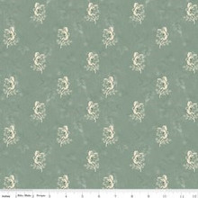 Isabella Blue Single Rose 1/2 Metre Length