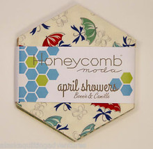 "April Showers 6"" Honeycomb"