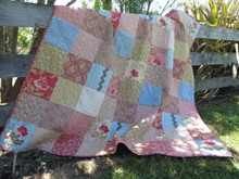 "Autumn Lily Throw 68""x68"""