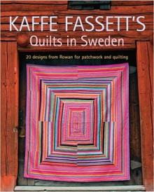 Kaffe Fassett - Quilts in Sweeden