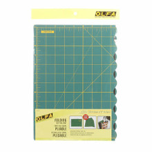 "Olfa Folding Cutting Mat Small 12"" x 17"""