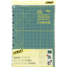 "Olfa Folding Cutting Mat Large 17"" x 24"""