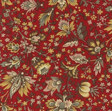 Madame Rouge 01 1/2 Metre Length