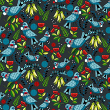 Forest Song Col. 101 Birds 1/2 Metre Length