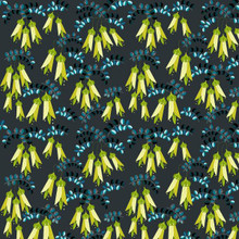 Forest Song Col. 102 Kowhai 1/2 Metre Length