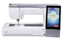 Janome MC15000 Quiltmaker NEWwith bonus items value $438 till 31st October